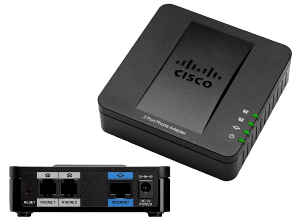 Cisco SPA112